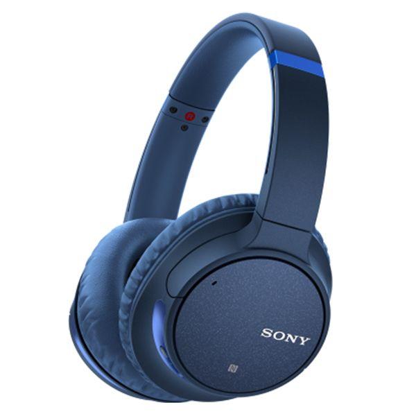 Беспроводные наушники с микрофоном Sony WH-CH700N (blue) Беспроводные наушники с микрофоном Sony WH-CH700N (blue)