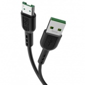 Кабель Hoco MicroUSB X33 Super Charge Cable 1m